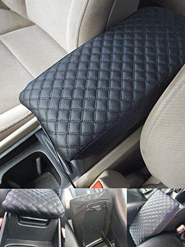 Black Grey Leather Car Seat Covers For Hyundai Santa Fe 2006-2012