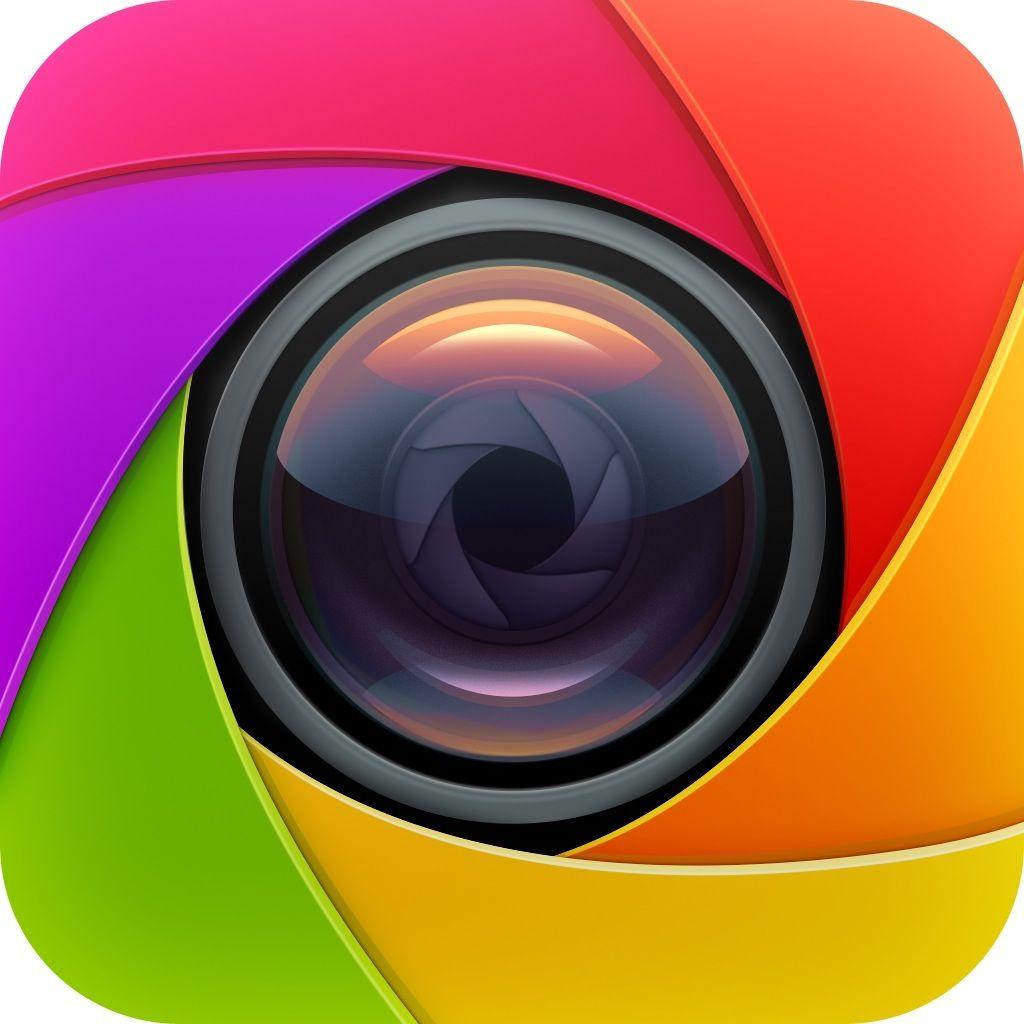 Analog camera for ios icon design ios iphone ipad