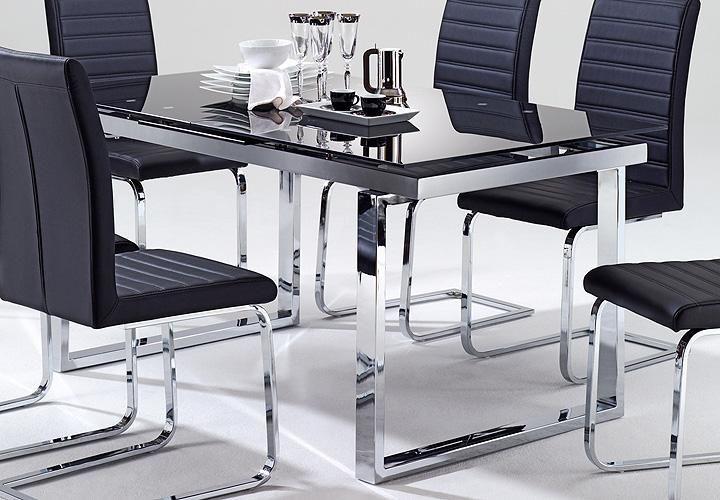 Schon Esstisch Schwarz Ausziehbar Esstisch Ausziehbar Esstisch Kuche Tisch