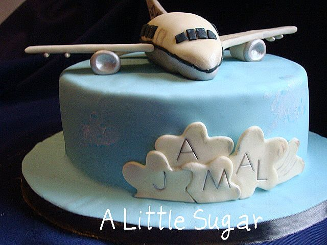 Airplane cake Frostings Cake and Cake designs