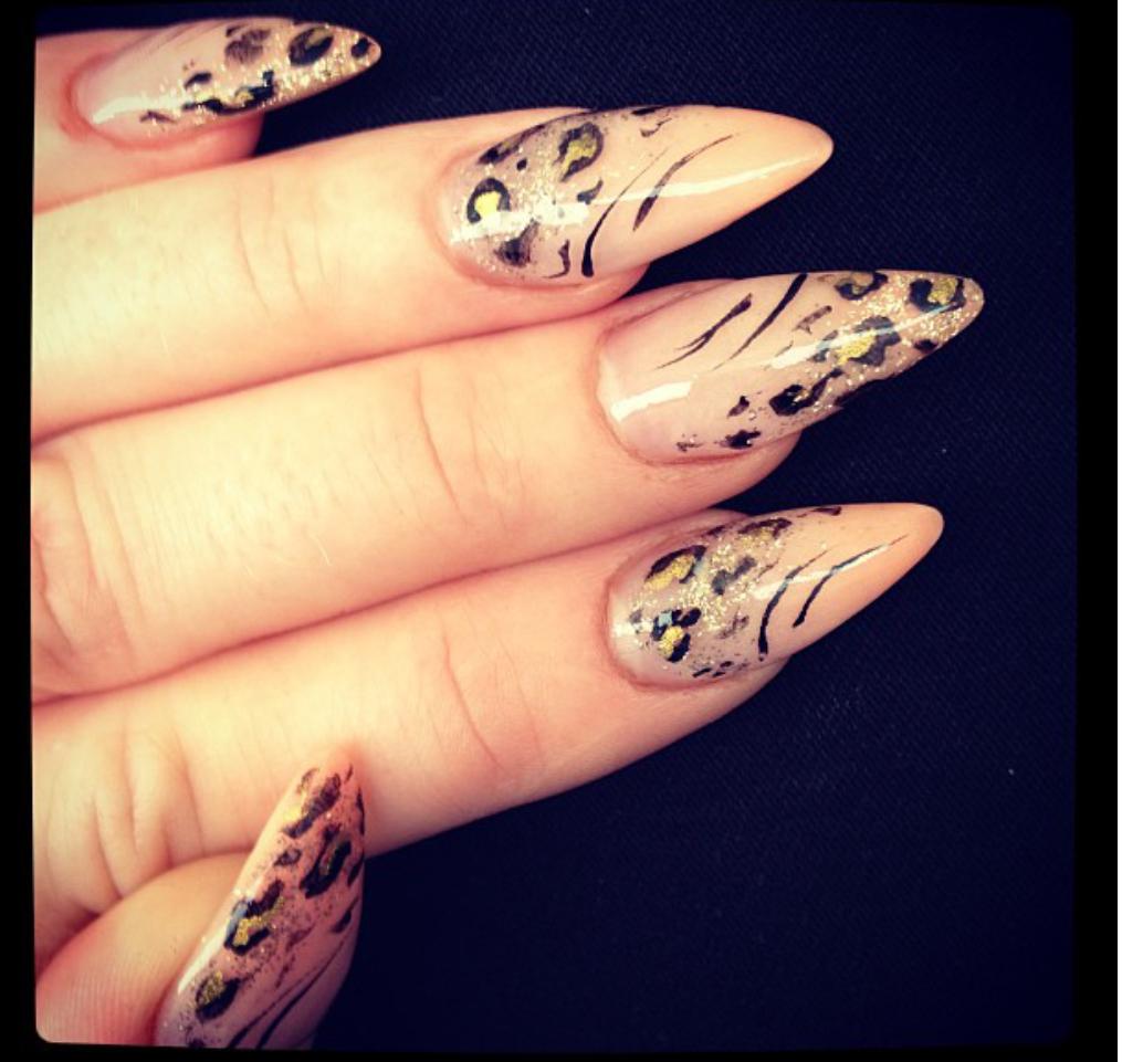 stiletto nails rihanna rihanna stiletto nails tumblr nail