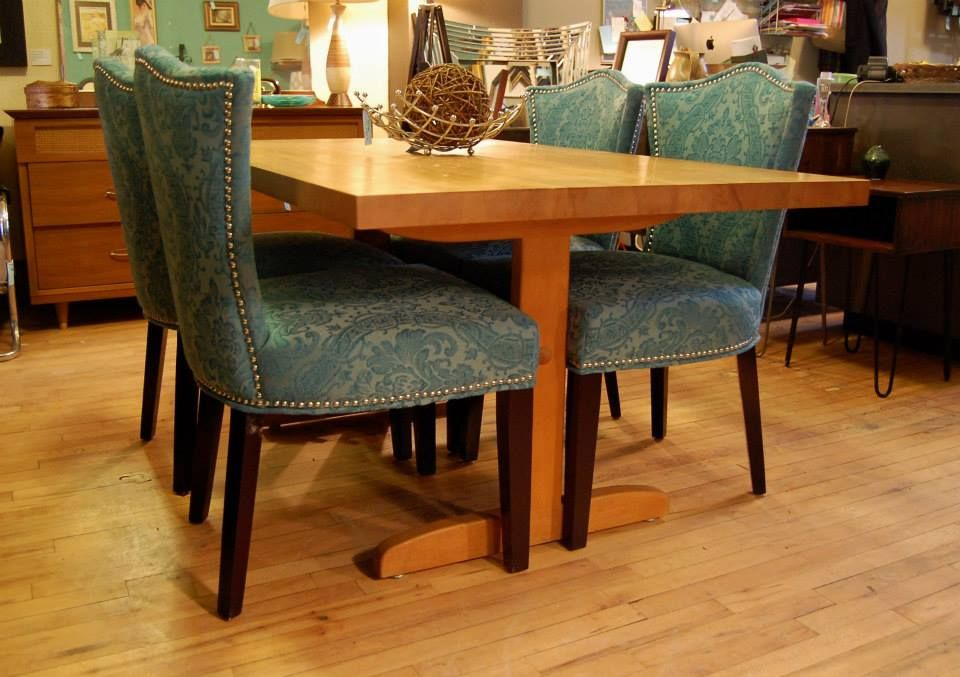 butcher block kitchen table and chairs wonderful