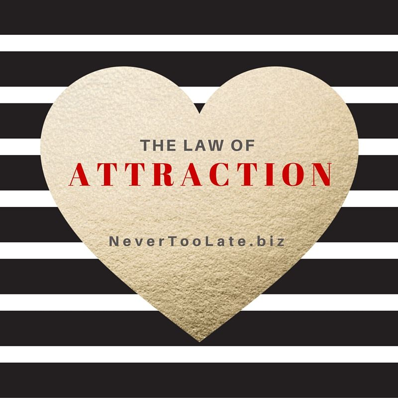 Law of attraction and internet dating