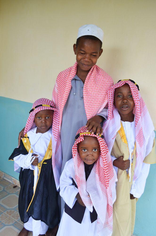 mollyinkenya:    The four youngest brothers celebrating Eid. Msambweni, Kenya.Photography bymollyinkenya.