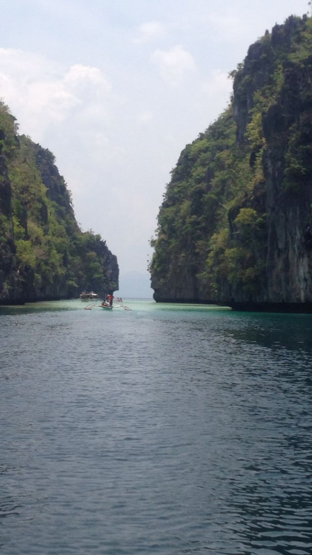 El Nido, Palawan,Philippines Cant wait to be back! <this was in April 2014>