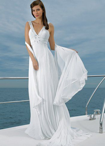 Perfect For A Boat Beach Wedding Definitely Gotta Go Barefoot