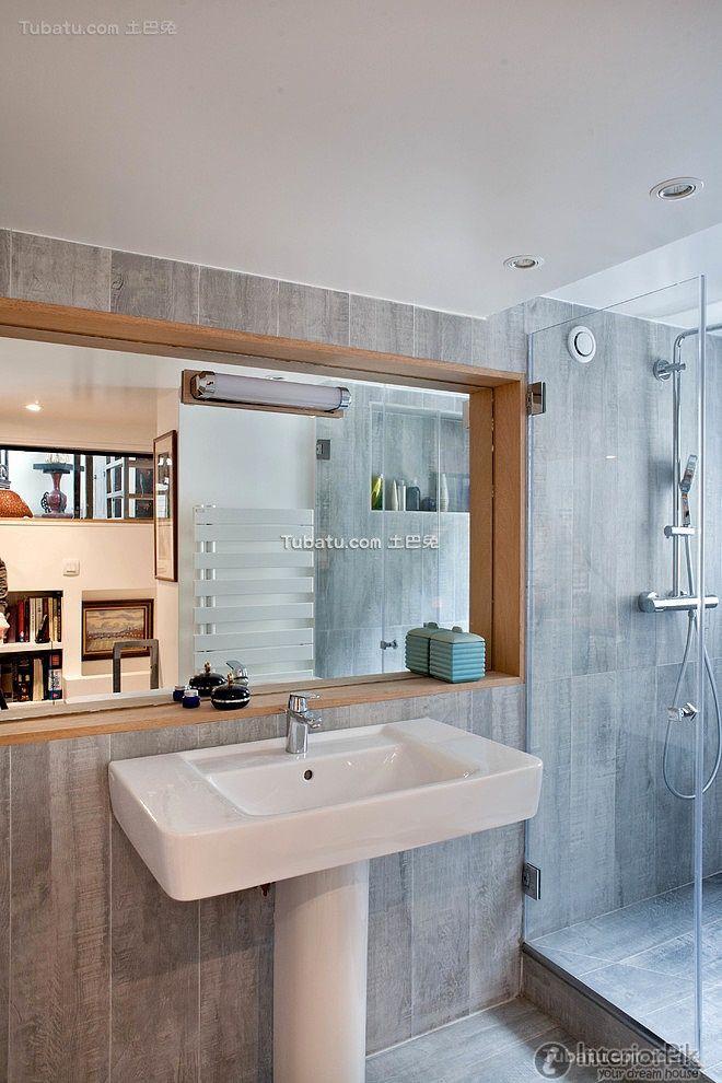 view bathroom ideas%0A Stylish modern home bathroom design View more at http   www interiorpik
