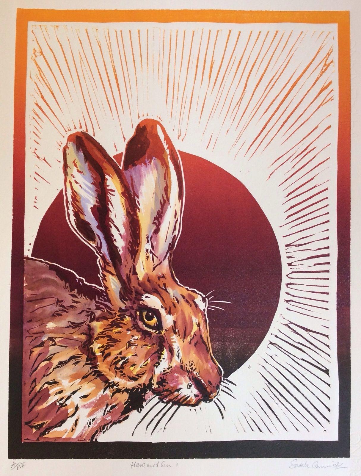 """""""Hare & Sun 1"""""""
