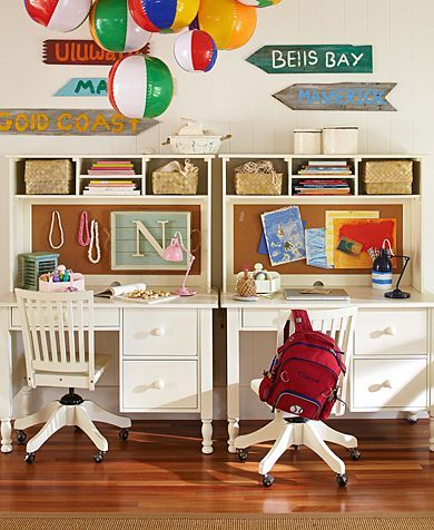 Catalina Desk Pottery Barn Kids