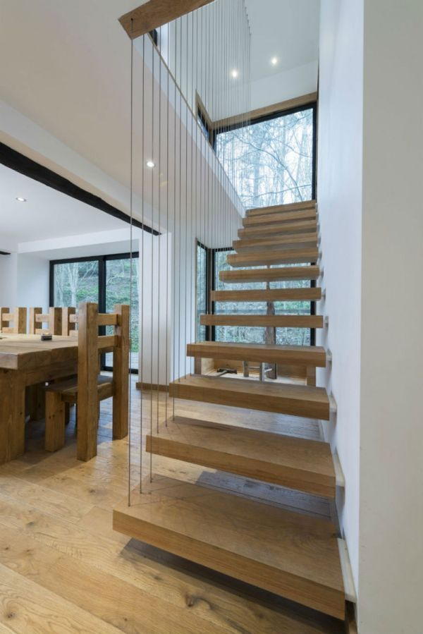 18th Century Water Mill Restored And Transformed