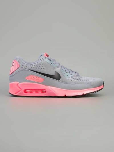 Nike Air Max 90 Premium Comfort EM shoes grey pink