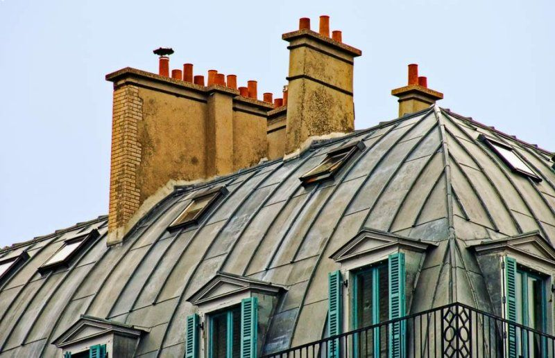 Zinc Mansard Roof Google Search Shed Roof Roof Architecture Roof Design