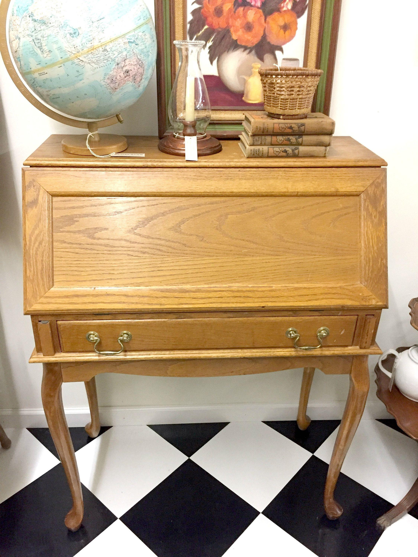 shop update new vintage secretary desks in stock secretary desks rh in pinterest com