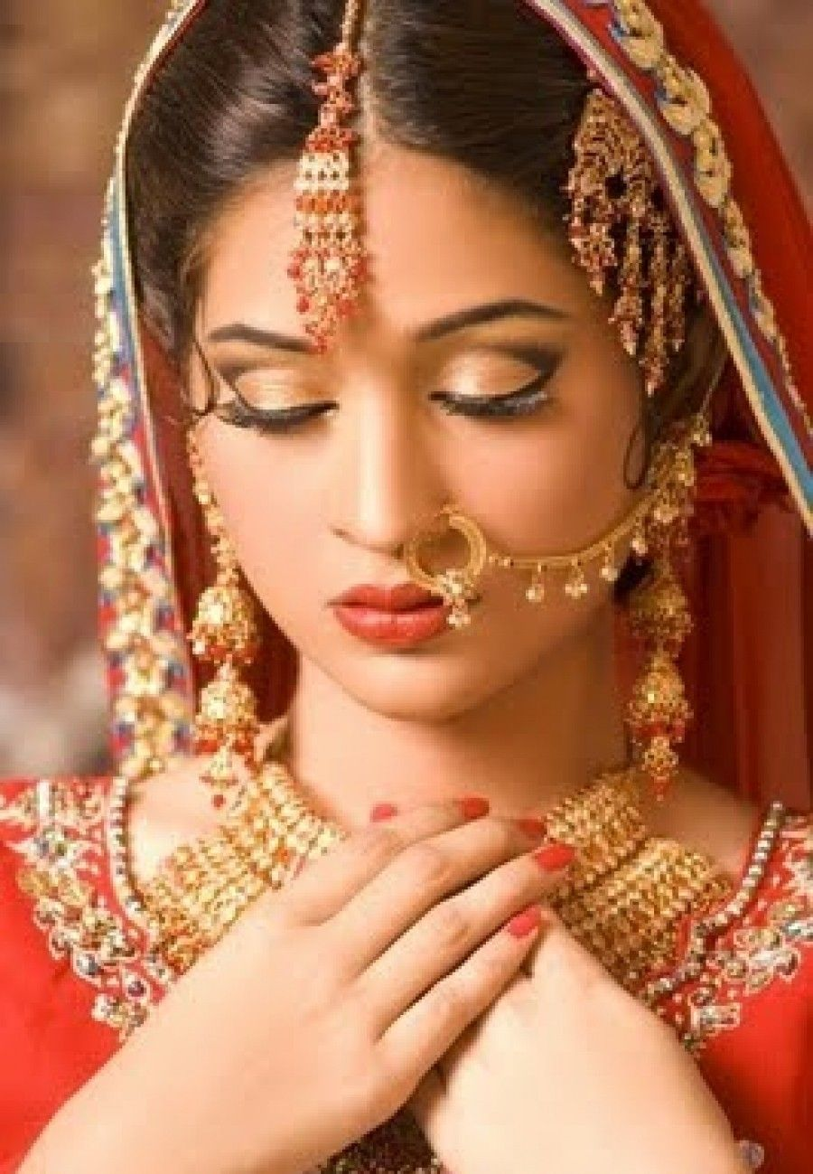 Beautiful Bridal Nose Ring Jewelry Collection | Indian Bridal ...