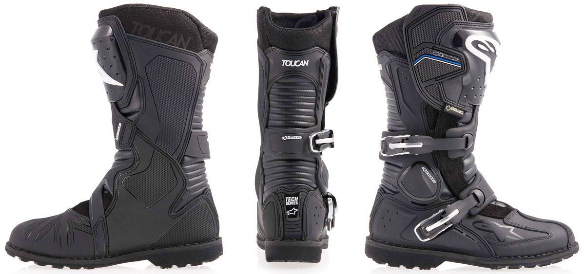 Alpinestars TOUCAN GoreTex® Motorcycle Boots with GTX