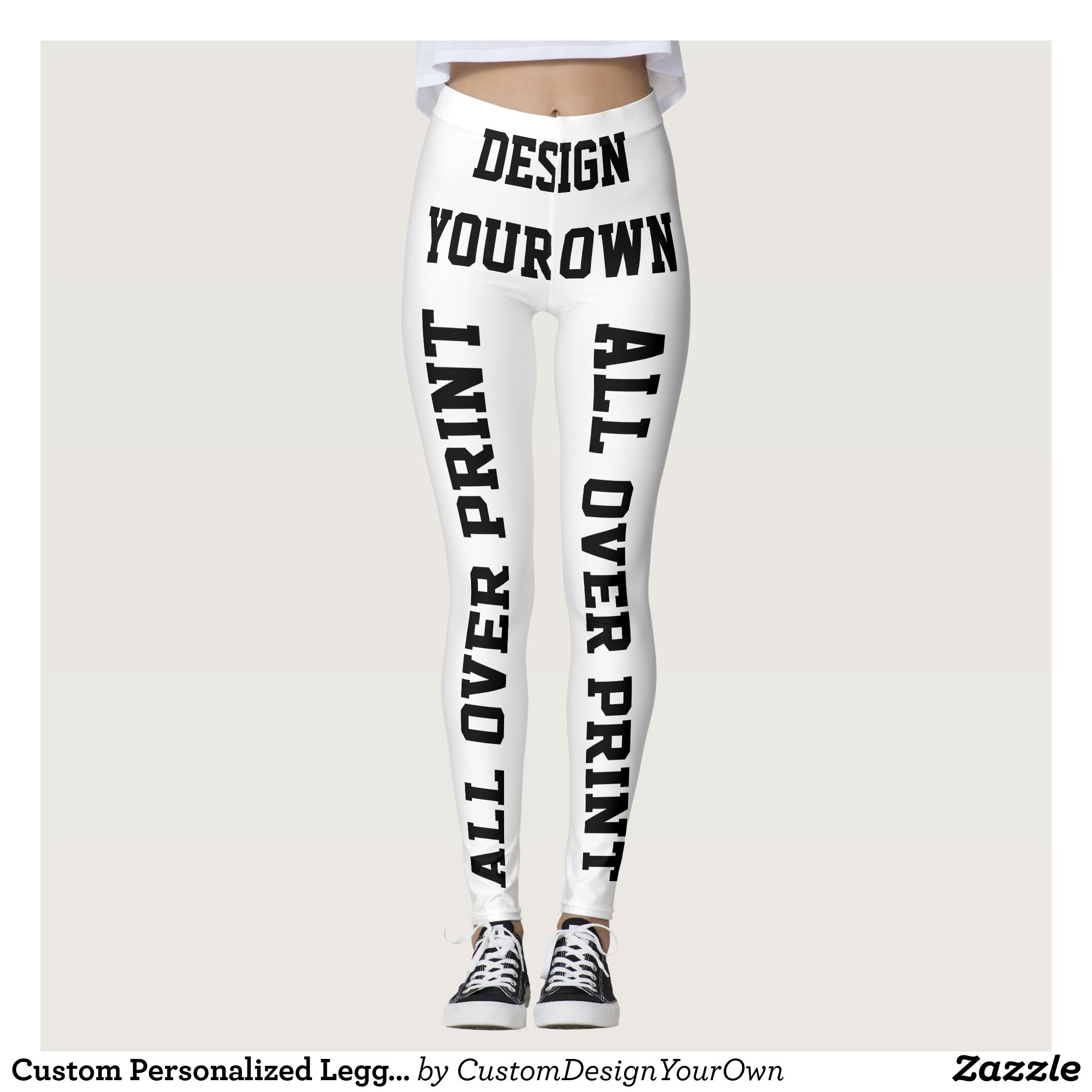 21499f92ed4226 Custom Personalized Leggings or Yoga Pants Blank : Beautiful #Yoga Pants -  #Exercise Leggings and #Running Tights - Health and Training Inspiration ...