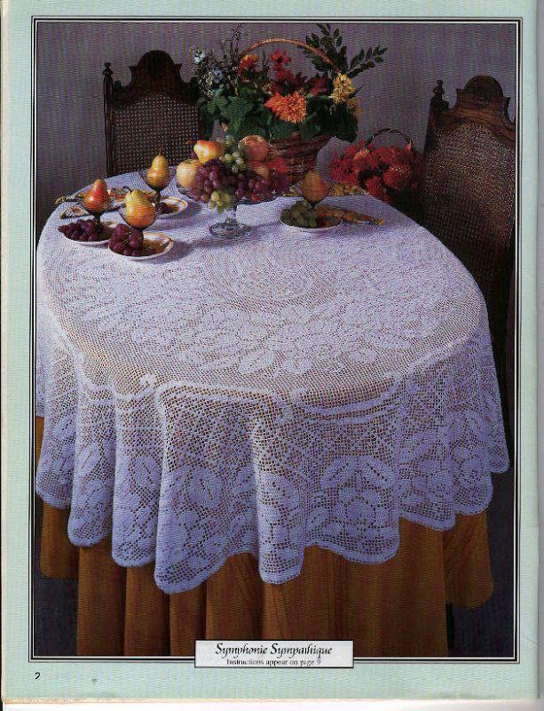 Oval Table Cloths