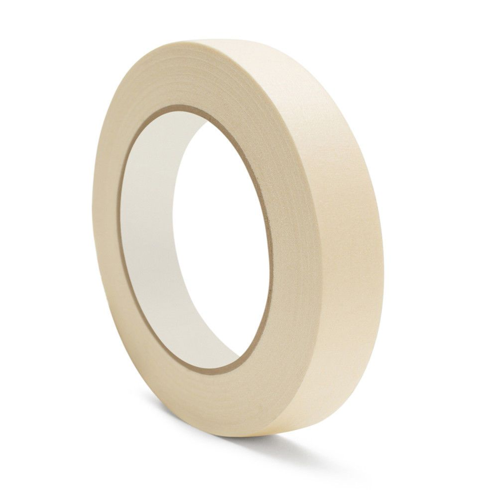 Other Adhesives And Tape 183125 Masking Tape 1 2 X 60 Yards 5 Mil General Purpose Utility Grade Tapes 36 Rolls Buy It Now On Masking Tape Packing Tape Tape