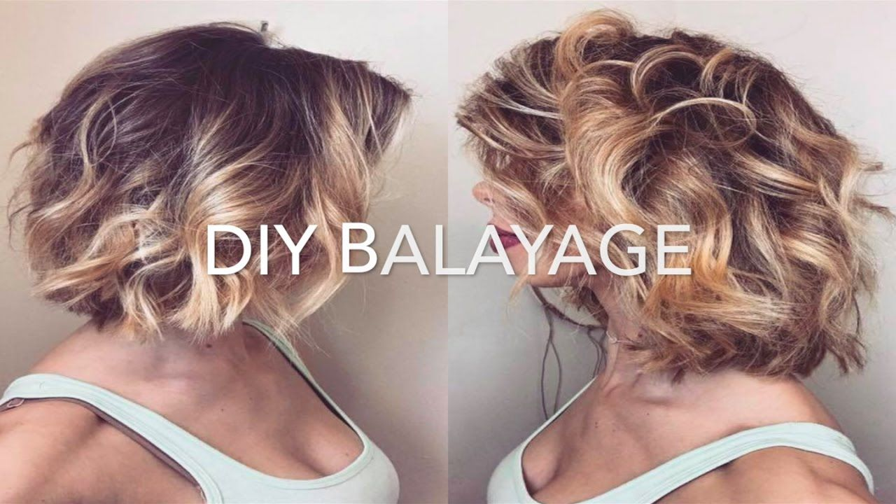 Coffee And Cream Short Ombre Short Ombre Hair Blonde Ombre Short Hair Short Hair Balayage