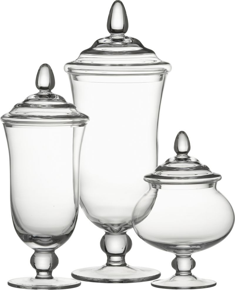 delfina covered jars in vases crate and barrel gifts for my home rh pinterest com