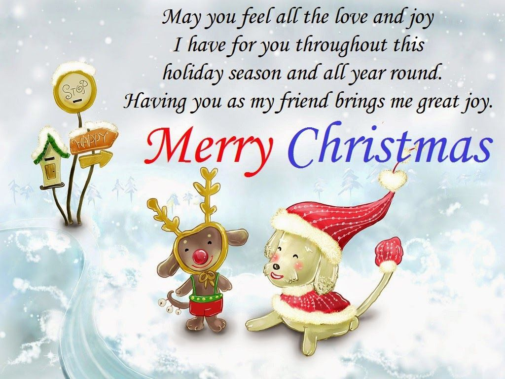 Merry Christmas Wishes For Friends 2018 Here Is The Best Collection