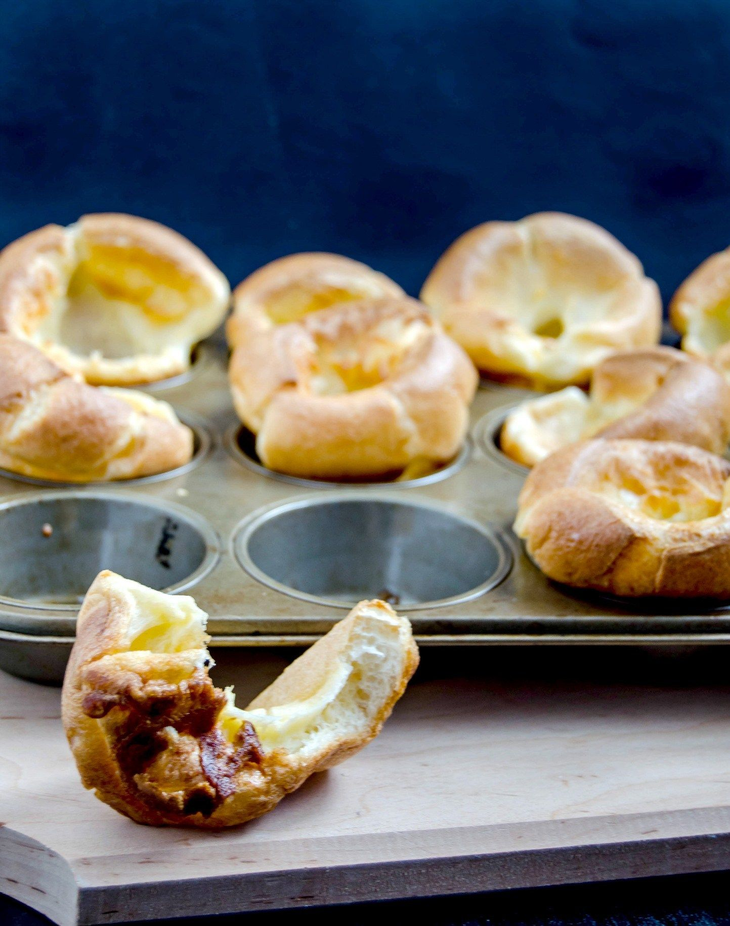 Popovers Yorkshire Puddings Recipe Sweets Recipes Yorkshire Pudding Homemade Popovers