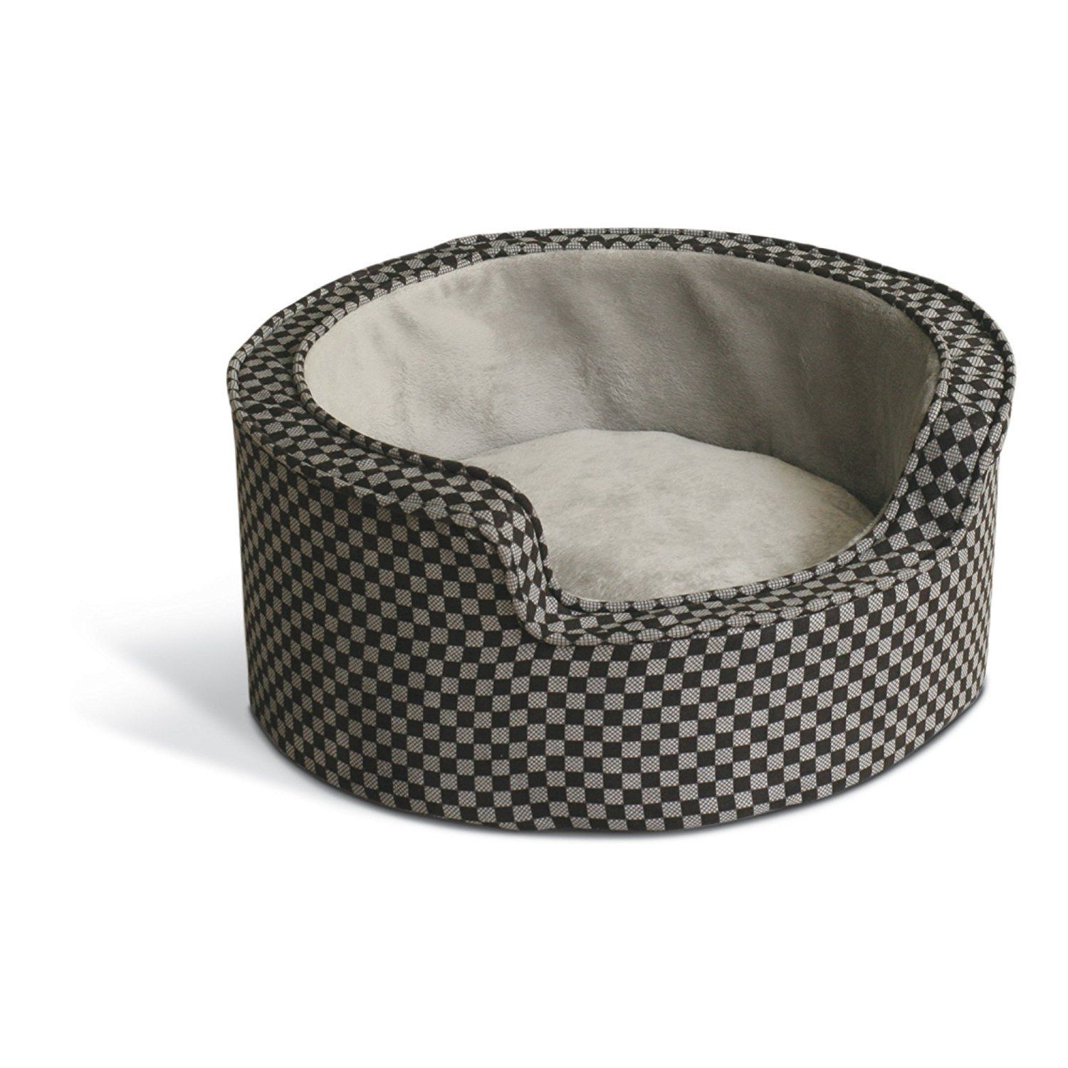 KandH Manufacturing Round Comfy Sleeper Self-Warming => Special dog product just for you. See it now! : All pet supplies