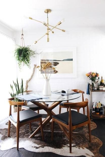 40 dining rooms with boho interior design mexican bohemian kitchen rh pinterest com