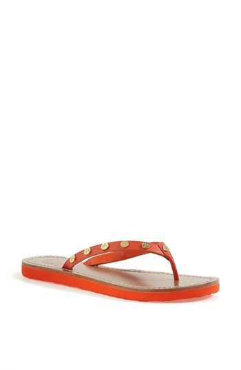 0aa07aabab0dee Tory Burch  Ricki  Flip Flop available at  Nordstrom