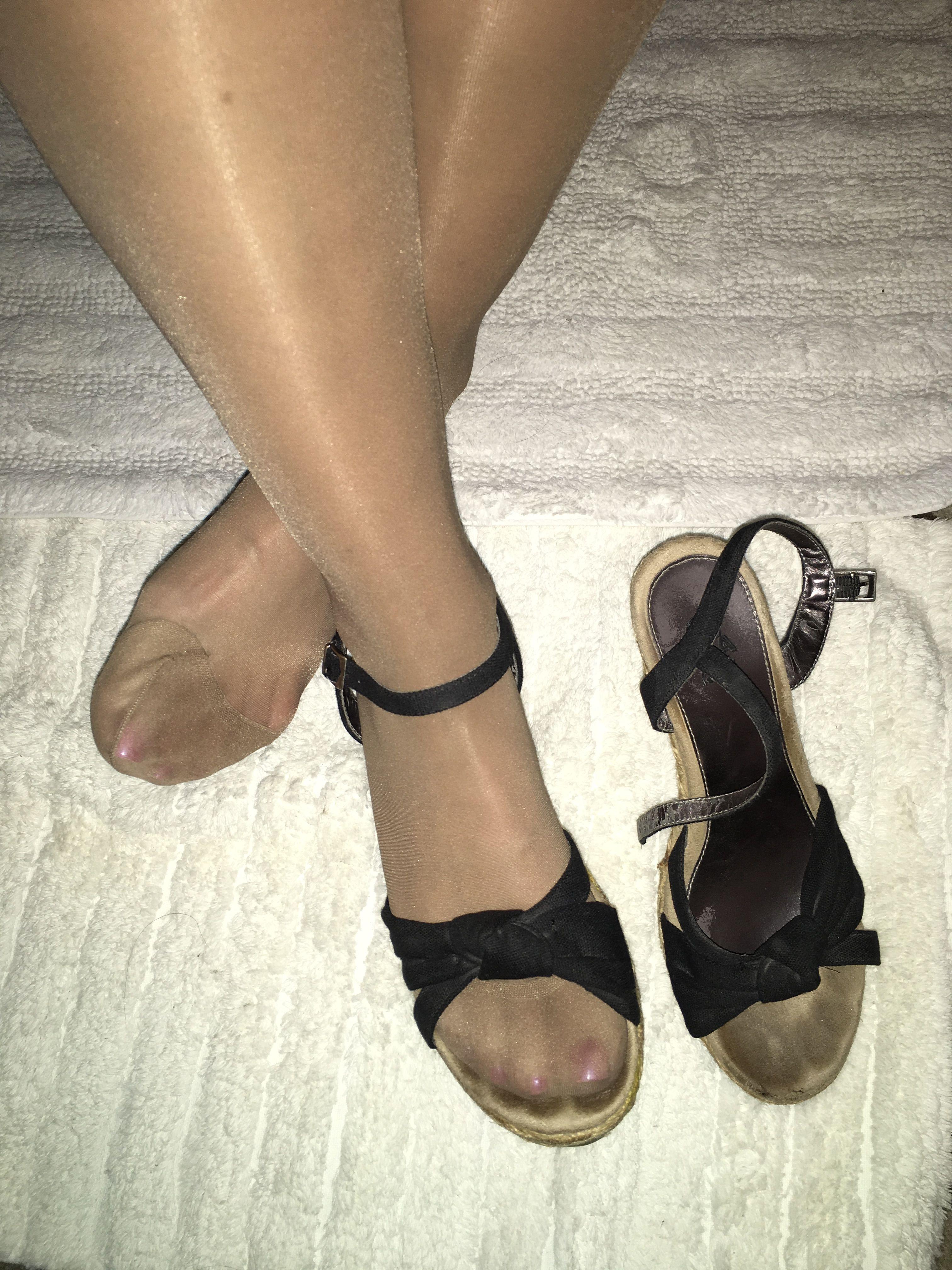 pantyhose-reinforce-toe