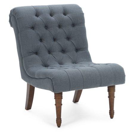 belleze living room accent chair casual backrest lounge low rolled rh pinterest com