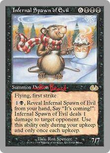 Infernal Spawn of Evil