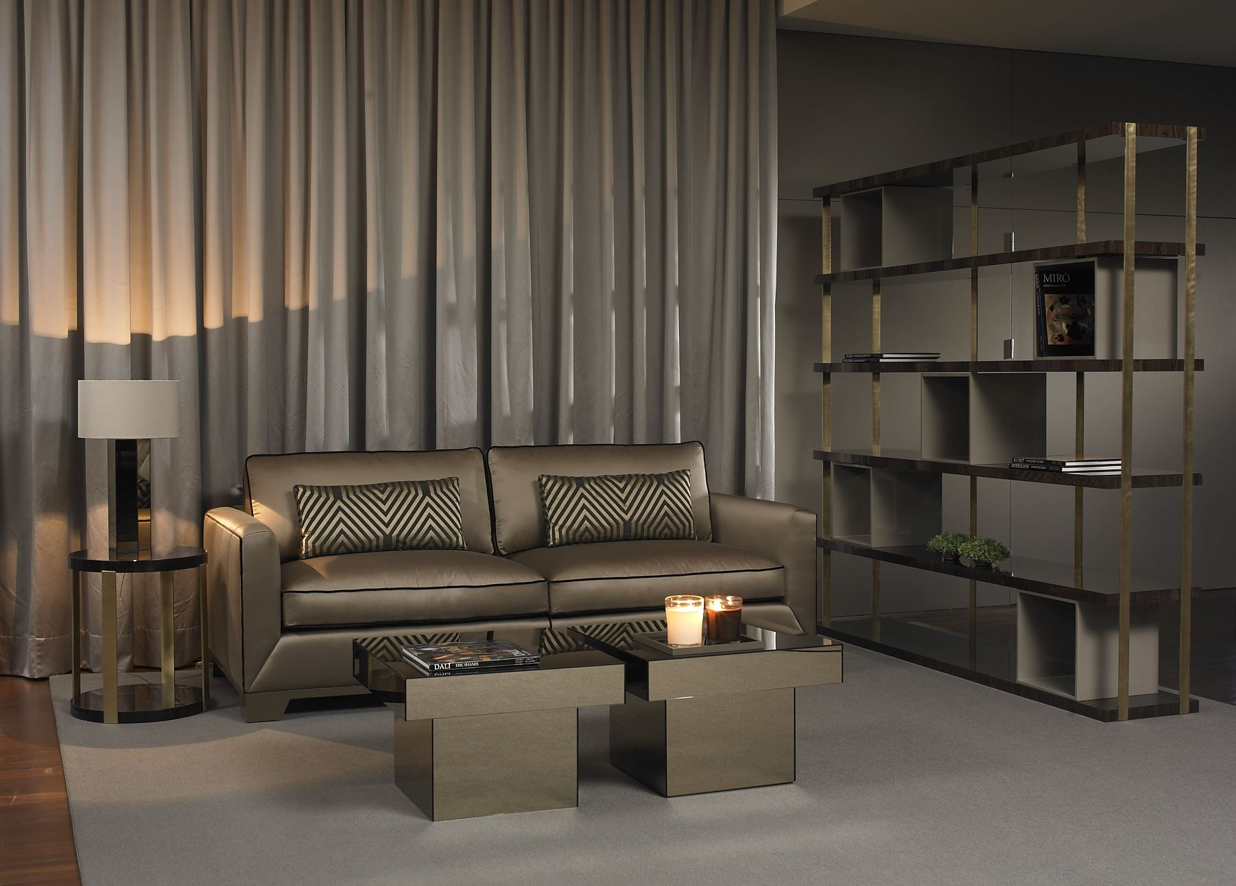 Living Room Interior Modern Classic