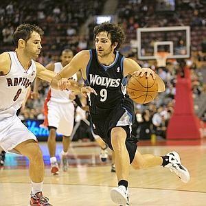 Ricky Rubio Basquet Baloncesto Rubio