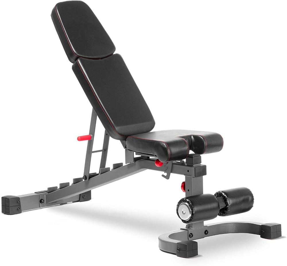 Xmark Commercial Flat Incline Decline Weight Bench 1500 Lb Capacity In 2021 Weight Benches No Equipment Workout Bench