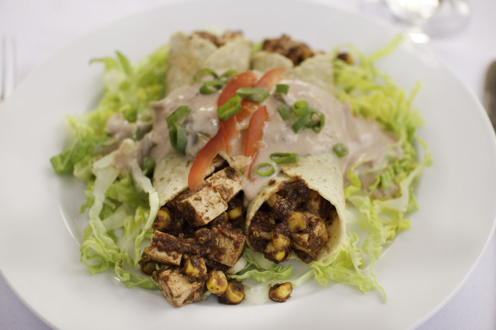 Vegetarian Enchiladas The Ornish Spectrum Heart