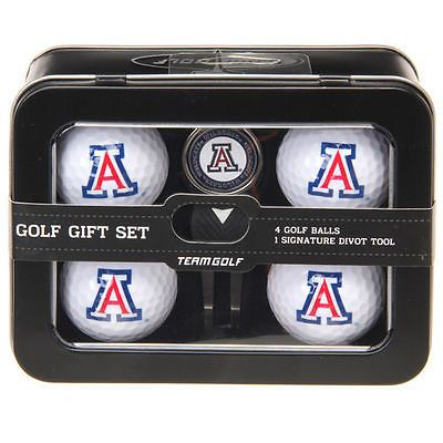 Divot Tools 108166: Arizona Wildcats 2016 4 Golf Ball And Divot Tool Set - Ncaa -> BUY IT NOW ONLY: $34.99 on eBay!