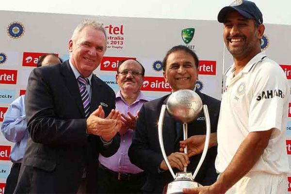 Dhoni's 4-0 Defeat of Australia is Best in Last 80 Years. by Dr. Souvik Chatterji
