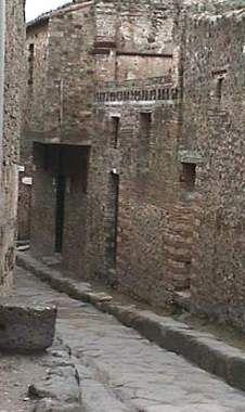Mt Vesuvius In Ancient Rome Pompeji France