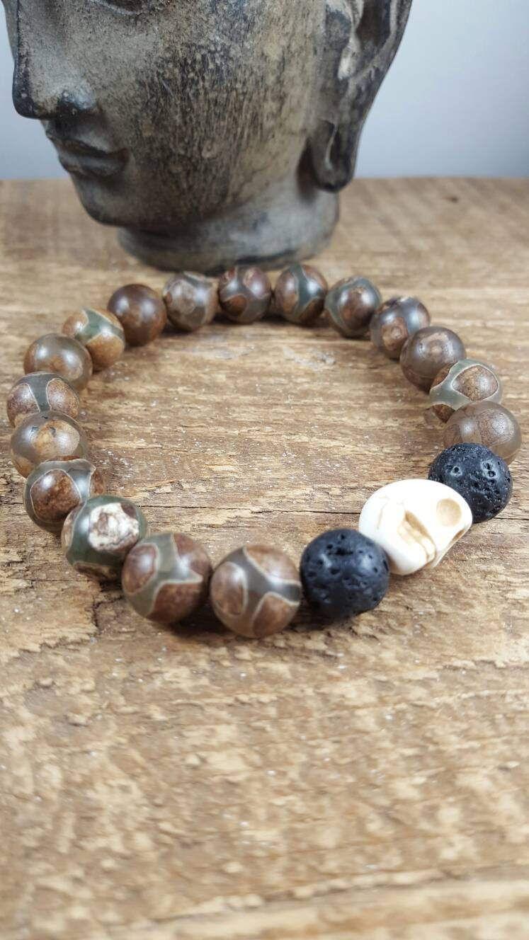 Mala Beads Bracelet Men S Meditation Yoga