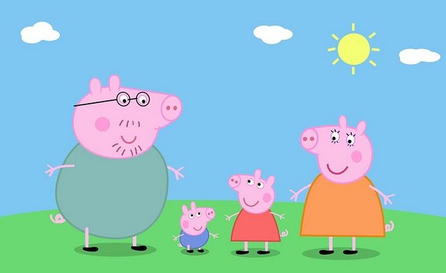 Free Peppa Pig Wallpaper Download