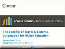 travel and expense automation university of colorado s journey rh pinterest co uk