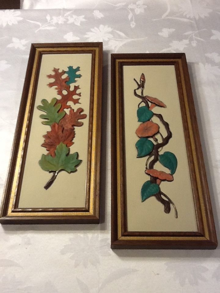 Vintage wall decor ebay