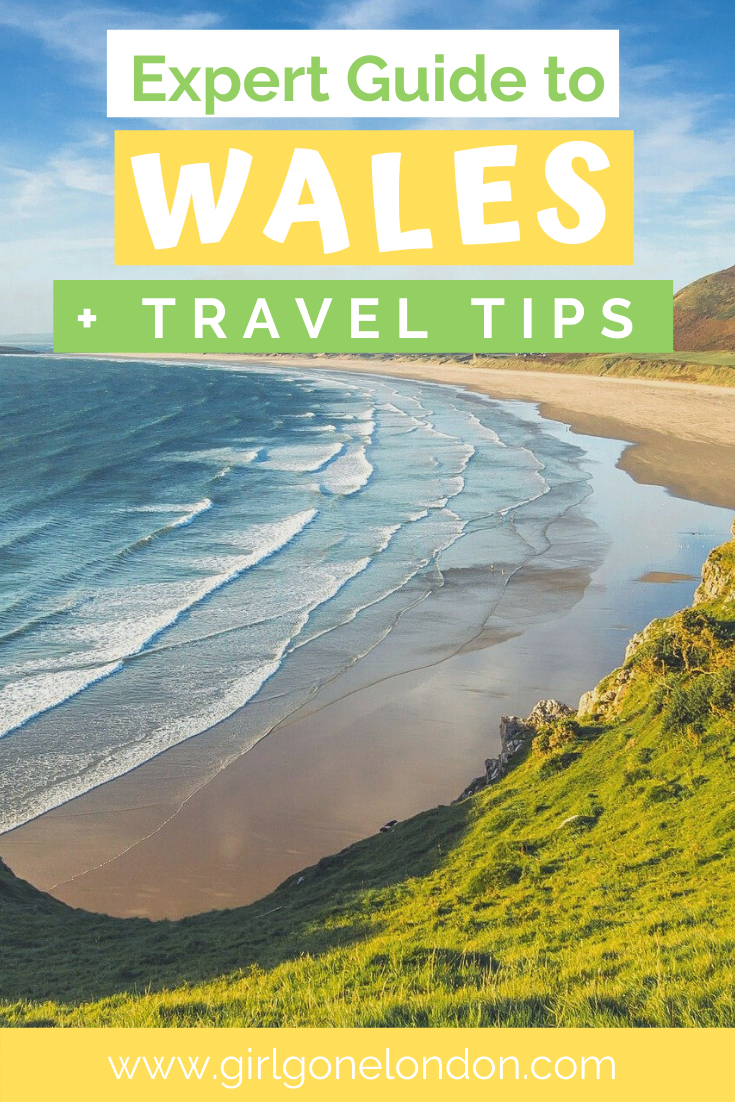 Expert Guide to Wales (+ Travel Tips) #visitwales