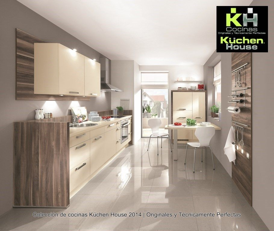 Cocina en U #KuchenHouse #Decoracion Decoracion Pinterest - u küchen bilder