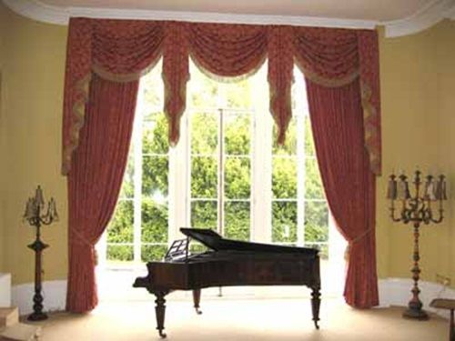 Different Types of Elegant Curtains Curtain Pinterest Elegant - Different Types Of Interior Design