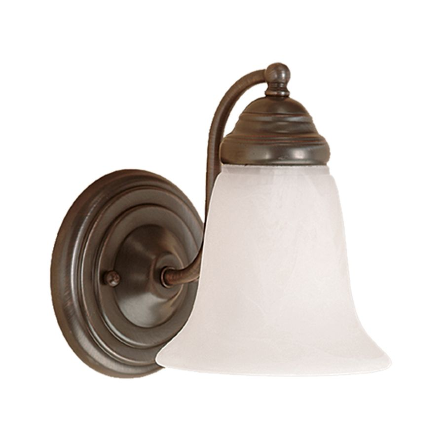 shop millennium lighting 1 light colonial bronze standard bathroom rh pinterest co uk