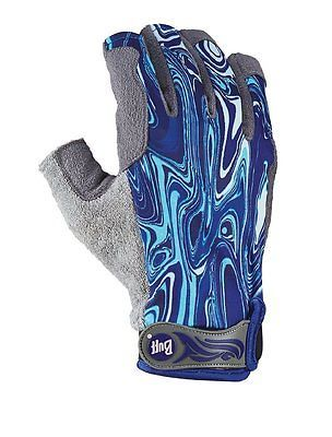 Gloves 65974: Buff Pro Series Fly Fishing Fighting Work 3 Angler Outdoor Gloves - Mirage S M -> BUY IT NOW ONLY: $38.83 on eBay!