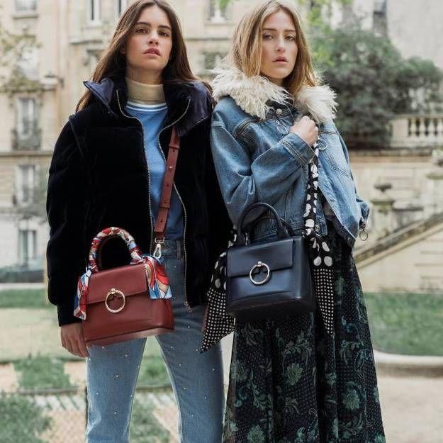 86433b582 It-pièce : le sac Anouck de Claudie Pierlot | Mode | Fashion ...
