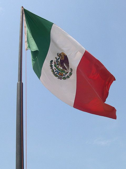 Over The Years The Mexican Flag Has Undergone A Lot Changes This